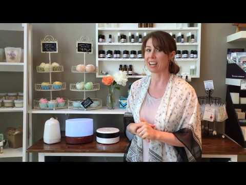 Essential Oil Diffusers at Good Fortune Soap