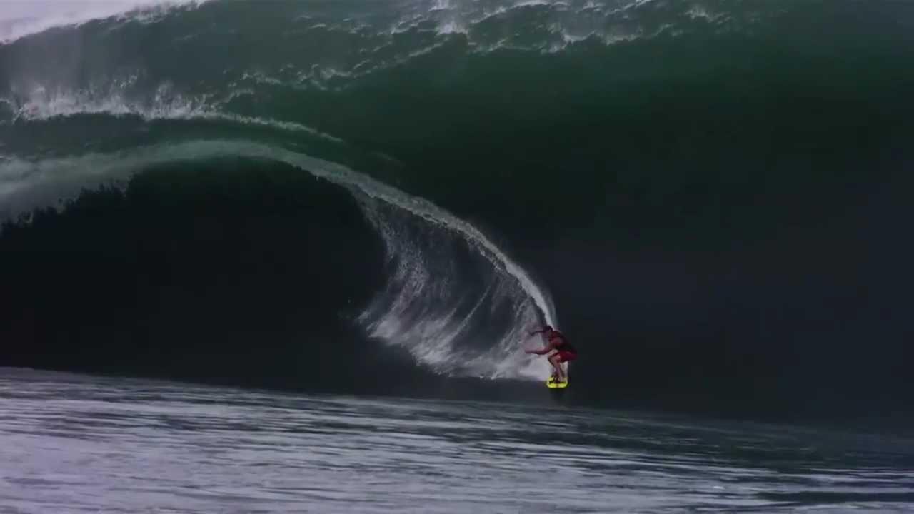 Biggest Teahupoo Ever, Shot on the PHANTOM CAMERA. [Original 720p video]