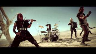 Repeat youtube video TURISAS - Stand Up And Fight (OFFICIAL VIDEO)