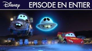 Cars Toon - Martin se la raconte : Martin Volant Non Identifié I Disney