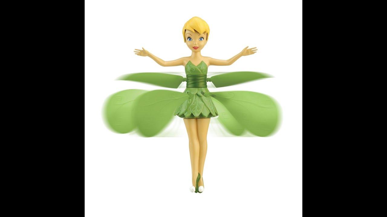 Flying Fairy Ocean Breeze by Flutterbye: Amazon.co.uk: Toys & Games