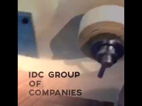Paper Cup Making Machine by IDC Groups, Salem