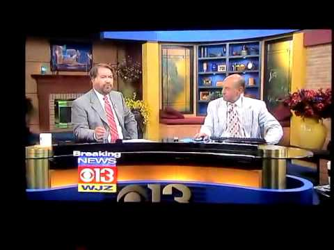 Maryland Earthquake WJZ TV 13 Baltimore News Coverage 5:05am 7/16/2010