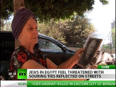 Unwanted: Jews in Egypt feel threatened in post-revolution C