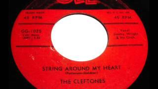 String Around My Heart    Cleftones