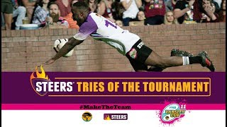 Steers Tries of the Tournament thumbnail