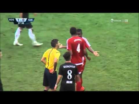Kosova vs Guinea 2-0 All Goals & Full Highlights 10.10.2015