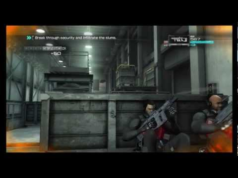 Game Fly Rental (1) - Binary Domain Part 2 Chapter 1-2