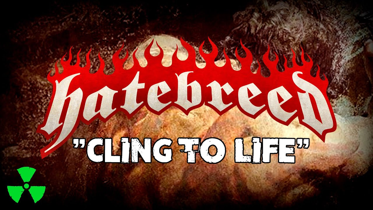 HATEBREED - Cling to Life (OFFICIAL LYRIC VIDEO)