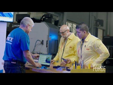 Increase Machine Productivity with VERICUT Force Optimization