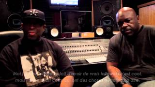 DJ Premier & Bumpy Knuckles x Da Vibe - Interview