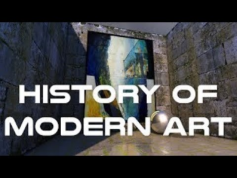 History of Modern Art Documentary - The Best Documentary Ever