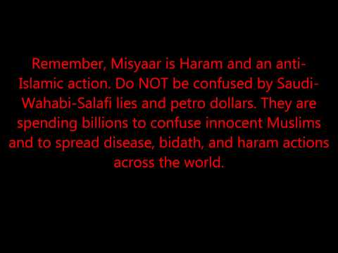 Misyaar (Misyar) is HARAM - Stop Wahabi/Salafi Lies and Perversion