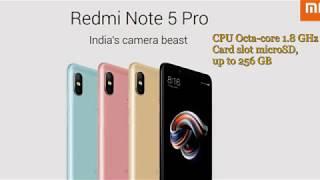 NEW Xiaomi Redmi Note 5 pro FIRST LOOK 6GB RAM