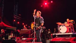 Bruce Springsteen - Shackled and Drawn - London 2012 HD