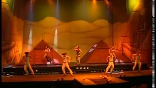 DJ BoBo - SOMEBODY DANCE WITH ME ( World In Motion Tour 1997 )