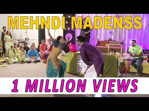 OMG Wedding - Mehndi Madness - Bhangra Dance Battles