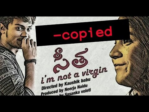 Thumbnail: Seetha I'm not a virgin is copied from my short film