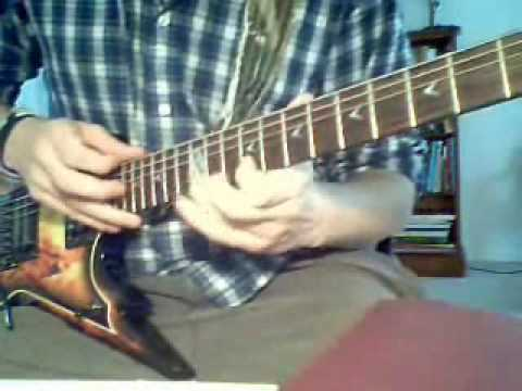 Darkside Of the Moonlight Sonata - Classical Guitar Metal Version