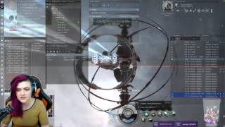 HACK AN ENTIRE GHOST SITE??   EVE ONLINE EXPLORATION