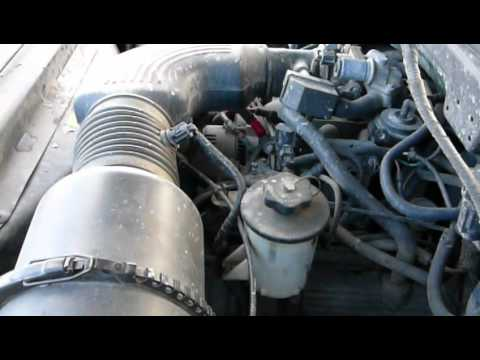 1998 Ford V8 Engine 4.6L Triton start up P1060065 - YouTube