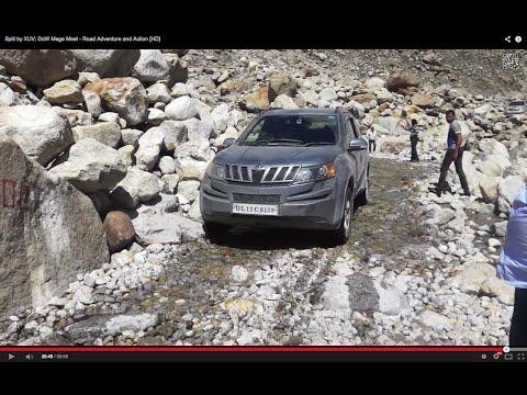 Spiti by XUV; Driving Adventure - DoW Mega Meet -  [HD]