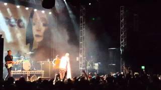The Used - Buried Myself Alive (live)