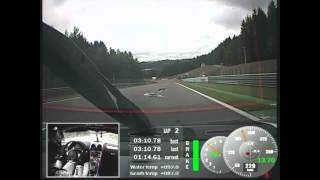 Koenigsegg One:1 records 2:32.14 at Spa-Francorchamps