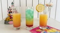 {Recettes faciles} 3 cocktails sans alcool
