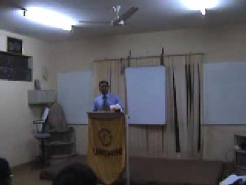 Presidential Speech - Part1- Chinmaya Nanda