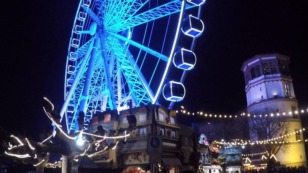 düsseldorf weihnachtsmarkt 2016