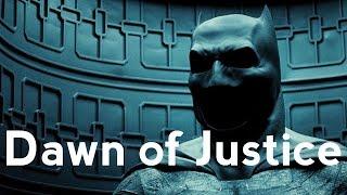 Gareth J. Rubery ✪ Batman v Superman: Dawn of Justice Trailer ✪Unofficial✪ garethjrubery.com