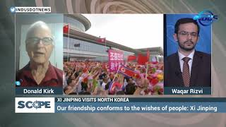 How significant is Xi Jinping's visit to North Korea ahead of G20 summit? | Scope | Indus News