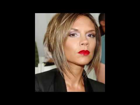 Coiffure carr d grad cheveux fins youtube - Carre long degrade ...