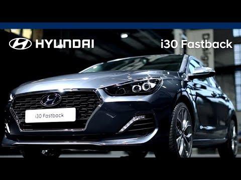 Así es el Hyundai i30 Fastback