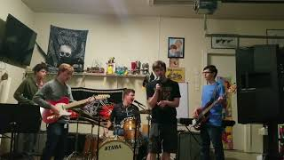 Season 9 Ep. 2-3 - Mom Jeans cover by Shred Danson