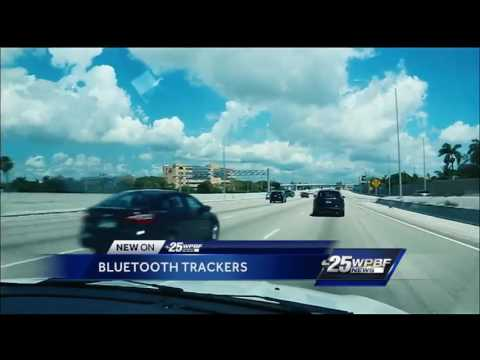 Bluetooth trackers may be tracking your car