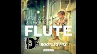 Download New World Sound & Thomas Newson & Martin Garrix - Flute vs Wizard (Dj Dave Young Bootleg Mix) MP3 song and Music Video