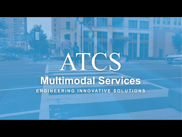 ATCS Multimodal Services