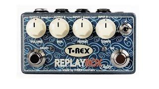 T-Rex Replay Box Video Test