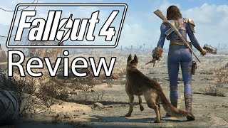 Fallout 4 Xbox One X Gameplay Review