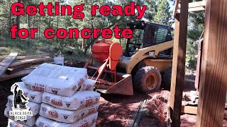 Shop remodel part 4 - getting ready for concrete