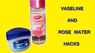 vaseline rose water that will change your life forever hand beauty skin care vaseline life hacks