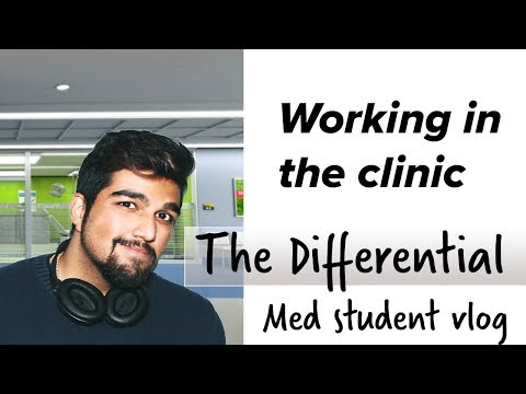 Working in the clinic, with little experience | The Med Student Differential