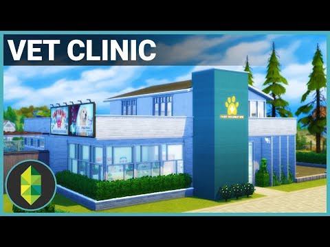 Sims  Vet Clinic Building Download