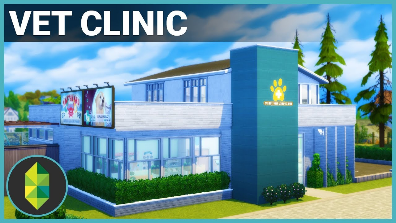 VET CLINIC | The Sims 4 Building - YouTube on dog kennel designs for two dogs, double dog houses for large dogs, large dog houses for two dogs, dog house for dogs 3, dog house kits for two dogs, mutiple dog house dogs, building a dog house for two dogs, dog houses for big dogs, insulated dog houses for two dogs, dog houses for multiple dogs,