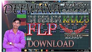 Deewana Kar Raha Hai Tera Rup Sunehra   DJ Remix   Hindi Old Song Mix   DJ Kuldeep Rajput