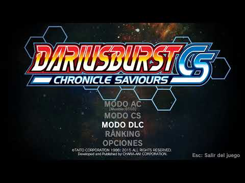 Naves DLC de DARIUSBURST CS (PC - Directo)