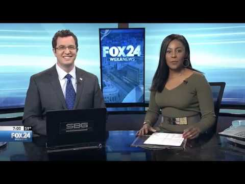 WGXA Morning News on FOX 24 7am open (2-26-18)