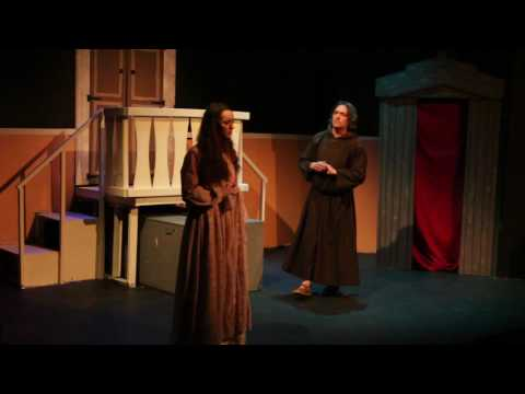 Romeo and Juliet - Act 4 Scene 1 - Friar Laurence's cell.
